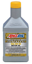 5W-50 Synthetic ATV/UTV Motor Oil